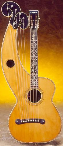 harp guitar 01