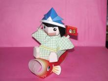 EPSON Web プリワールド 5月人形