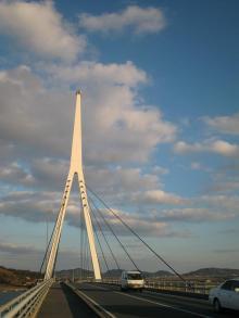 周防大橋。