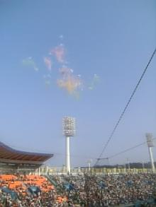 2006パリーグ東西対抗(花火)