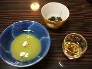 杉の井 食前酒が美味しい@石川県金沢市