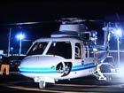 ヘリコプターに初体験