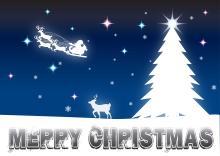 作品No.12 Christmas card 1