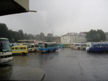 ヴィリニュスバスターミナル