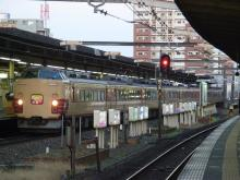中央線の電車と釜-C2