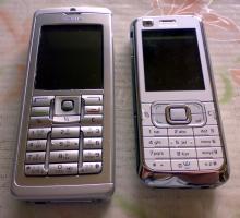 E60と6120 classic