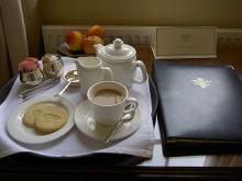 tea in the room