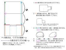 フリースかまくらの作り方(゚∀゚)