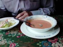ジイとワンコとマーライオンと-ma maison soup