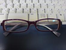 メガネメガネ・・・