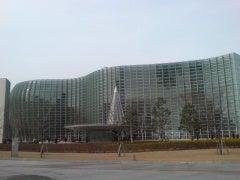 国立新美術館全景