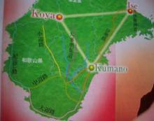 熊野参詣道地図
