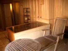 明神館 部屋風呂