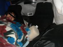やっさんのGPS絵画プロジェクト-車内宿泊