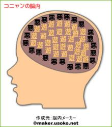 konyan脳内