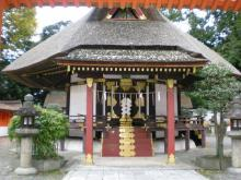 これ吉田神社?