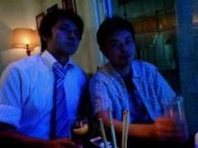 新郎と幹事