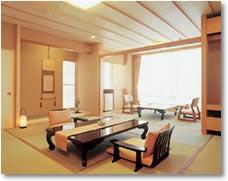 草津温泉の旅館「望雲」