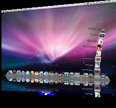 Mac OS X レオパード
