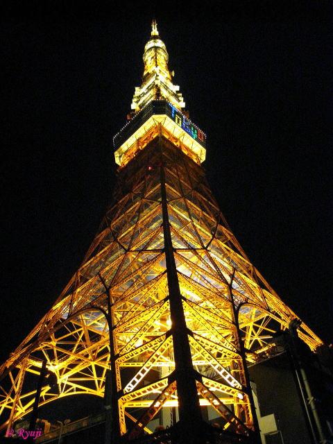東京タワー Tokyo