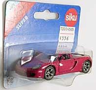 Siku Porsche Carera GT