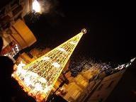 USJのクリスマスツリー11