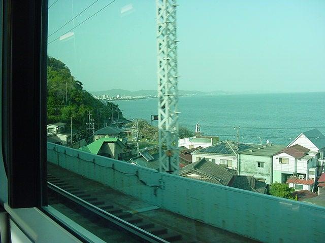 JR東海道線・根府川付近
