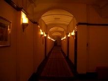 和平飯店 廊下