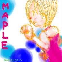 MAPLE HPで
