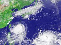 台風14号NABI(ナービー)