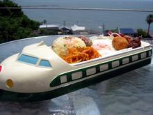 新幹線ランチプレート