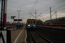 オシフィンチム駅