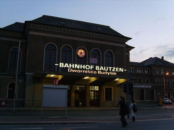 バウツェン駅