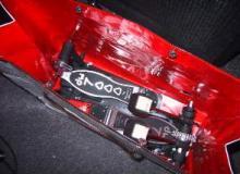 Pedals bag