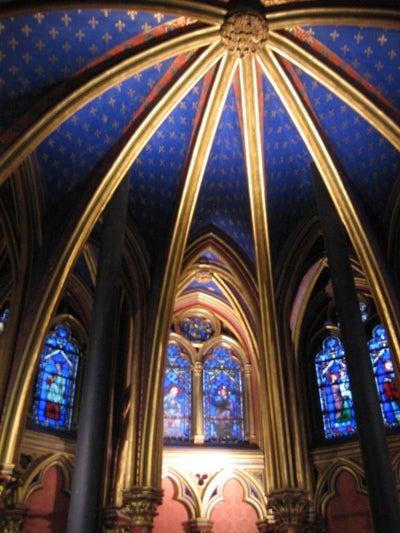 きょんのたわごと-St.Chapelle4