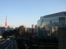 続 東京百景(BETA version)-#005 東京タワーとテレビ朝日