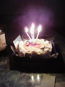 NEET候補生定あき-クリスマスケーキ