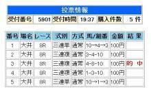 大井1日目9R