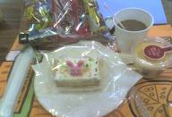 茶話会のおもてなしセット♪