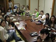 6月の交流会昼食