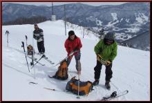 ロフトで綴る山と山スキー-ゲレンデトップ