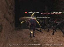 [ FFXI ] Rising Force     - Red , Hot and Heavy --mnk_af3_4