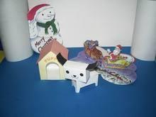 箱いぬPUPPYへのプレゼント