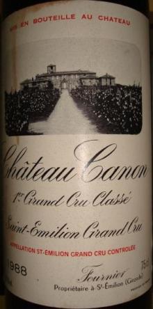 Ch Canon 1988