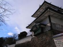 かっちゃんの日記-金沢城