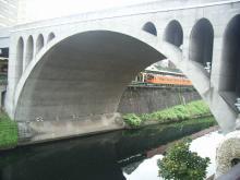 聖橋と中央線