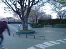 武蔵野パーク左側