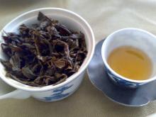 陳年烏龍茶