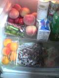 実家からの果物