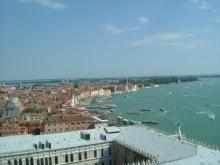 塔の上からの景色